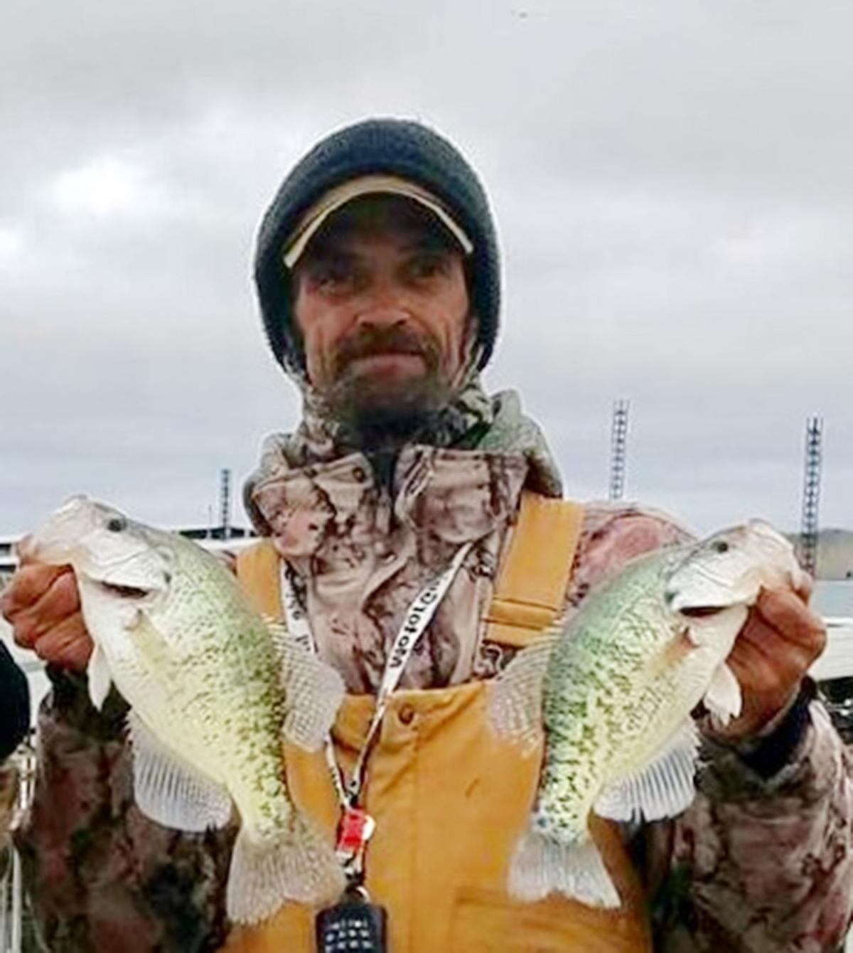 Tips from a pro to help catch more crappie sports for Plenty of fish wichita ks
