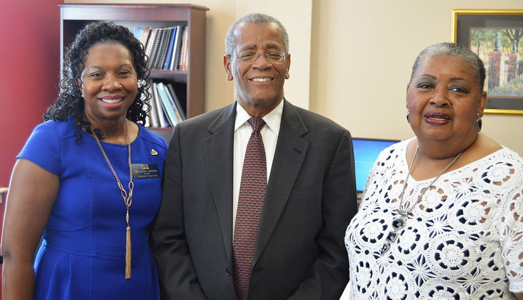 Albany State University part of $47 million project to develop principal preparation model