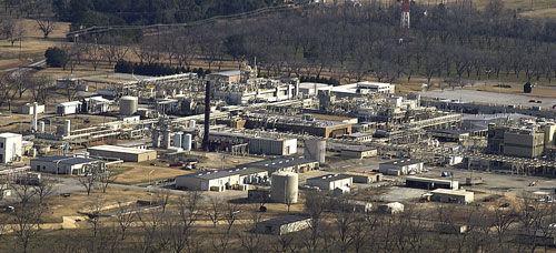 Officials: After Merck demolished, environmental issues will remain ...