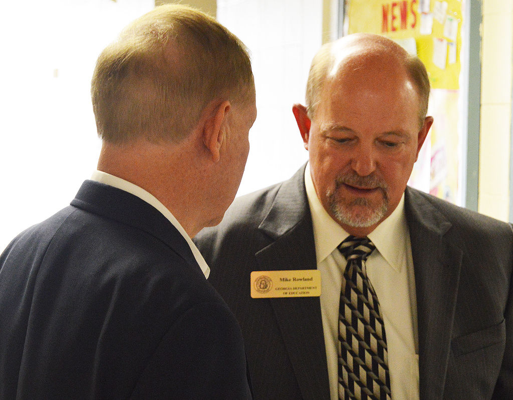 state school board meets dougherty officials to discuss gnets state school board meets dougherty officials to discuss gnets options