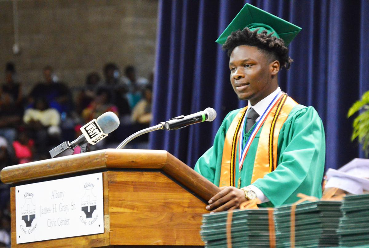 dougherty county school system graduates more than local dougherty county school system graduates more than 800