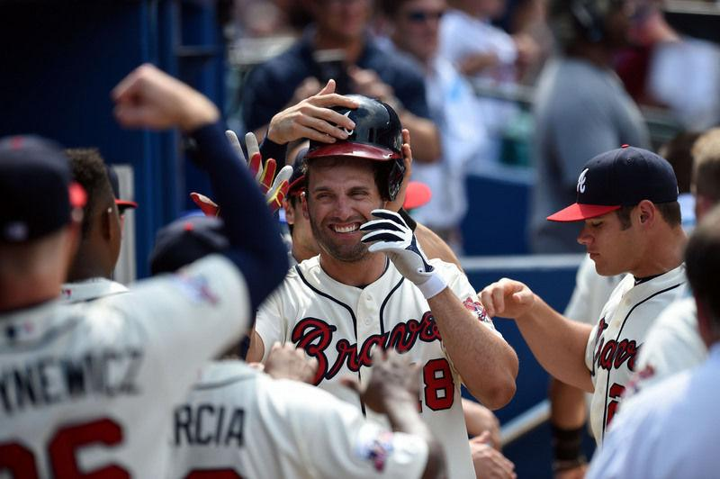 Jeff Francoeur's homer lifts Atlanta Braves over Philadelphia Phillies | Sports | albanyherald.com