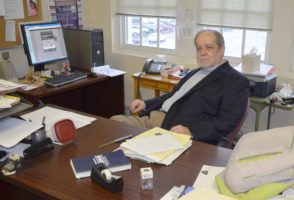 Herald Managing Editor Danny Carter calls it a career – Managing Editor Job Description