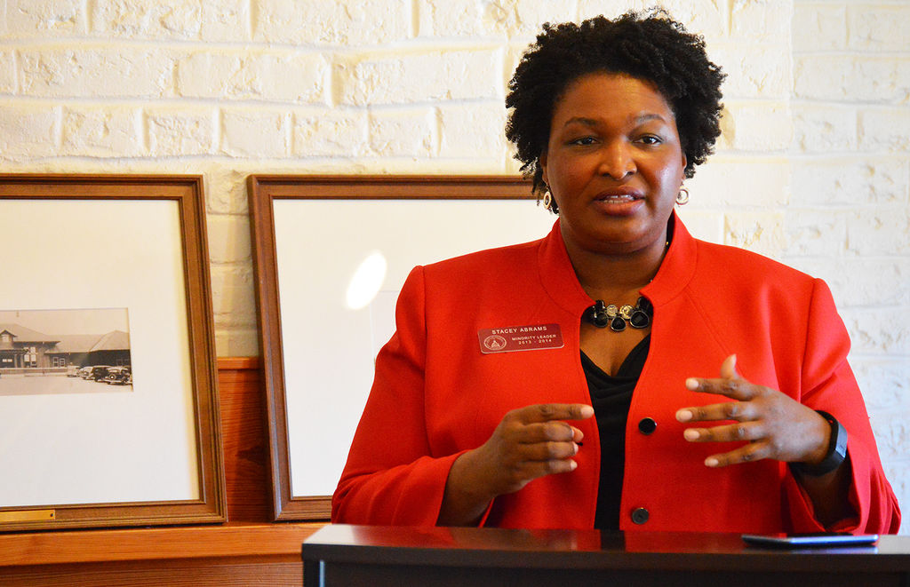 stacey abrams - photo #24