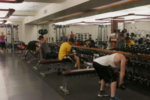 Campus Recreation allows every kind of student to get active