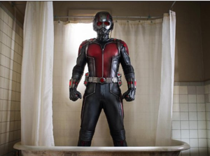 Do not let his size fool you, 'Ant-Man' is a hit