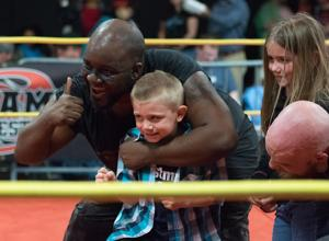 Metro East wrestling company will host event for child loss charity