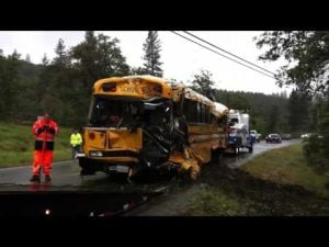 Fatal Yuba County Bus Crash