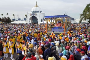 The 34th annual Sikh Parade