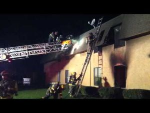 Marysville Apartment Fire