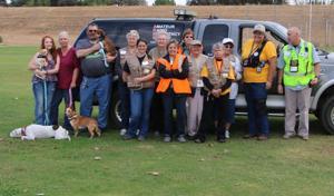 YSDADA Animal Sheltering Drill