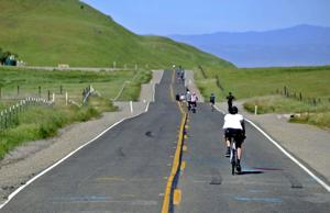 31st annual Bike Around the Buttes