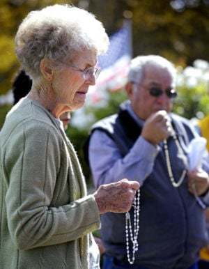 Photo: Fatima prayer in Marysville
