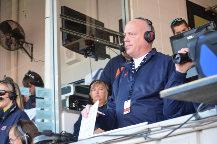 The Voice of the Auburn Tigers, Rod Bramblett
