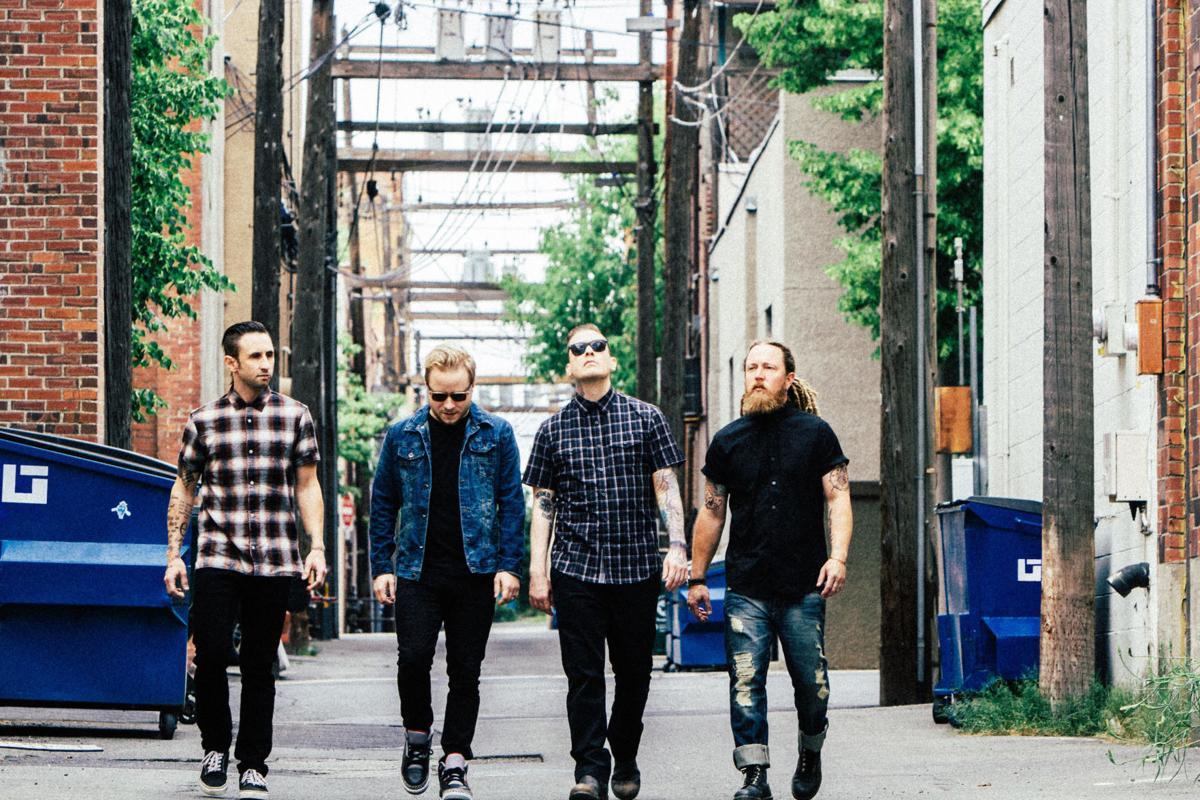 Shinedown still lighting up rock fans