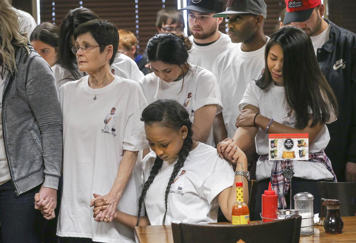 'J's Place means Jesus' Place': Friends mourn Chef Ray