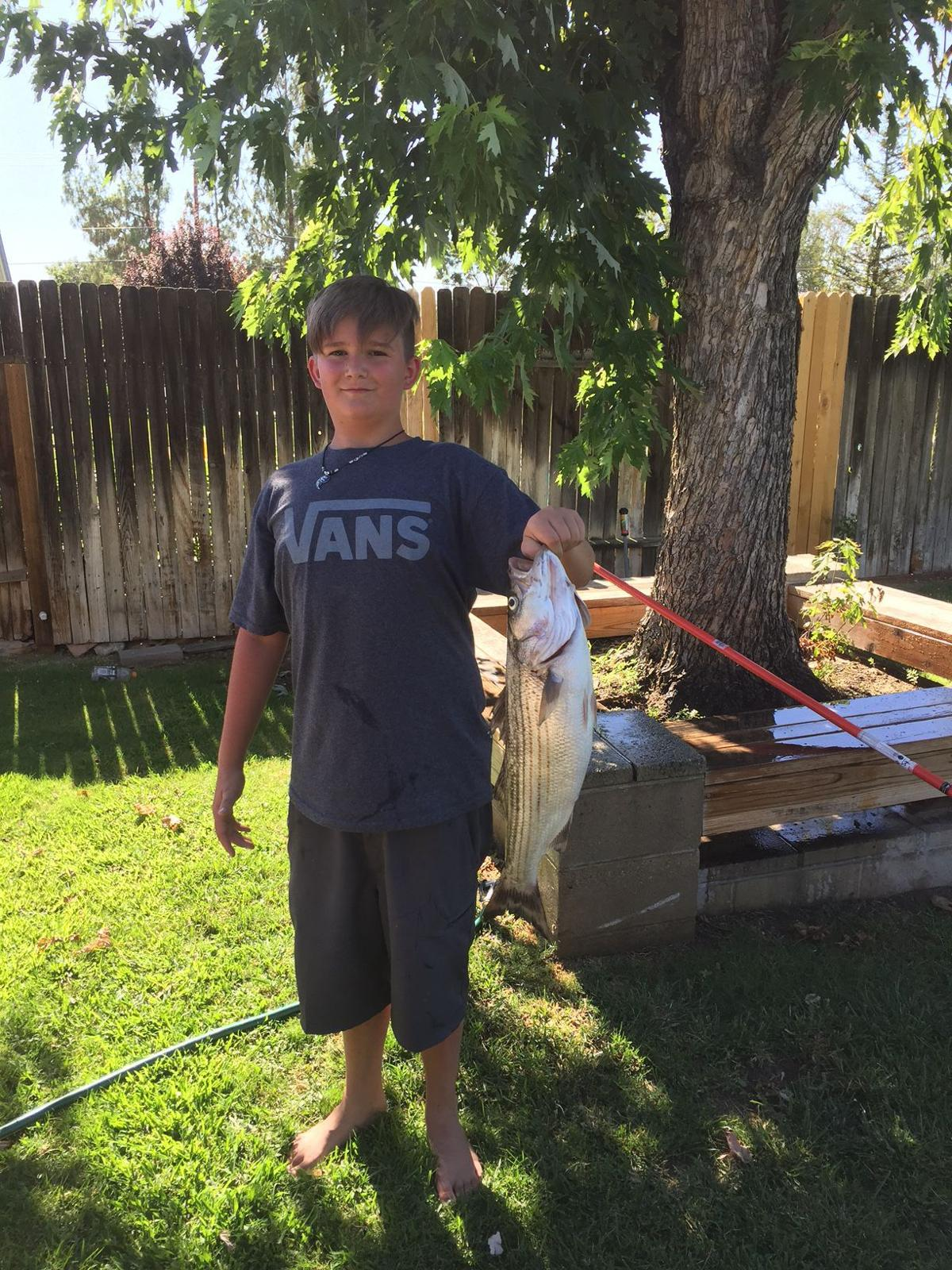 Fishing report for march 2 sports for Bakersfield fishing report