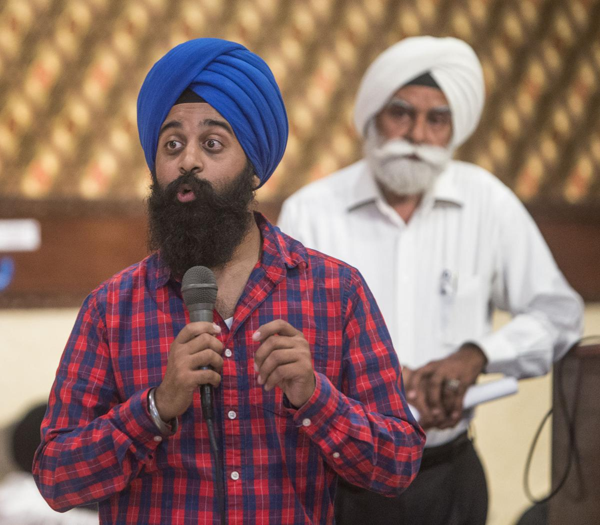 D.A. charges Bakersfield man with hate crime following attack on local Sikh resident