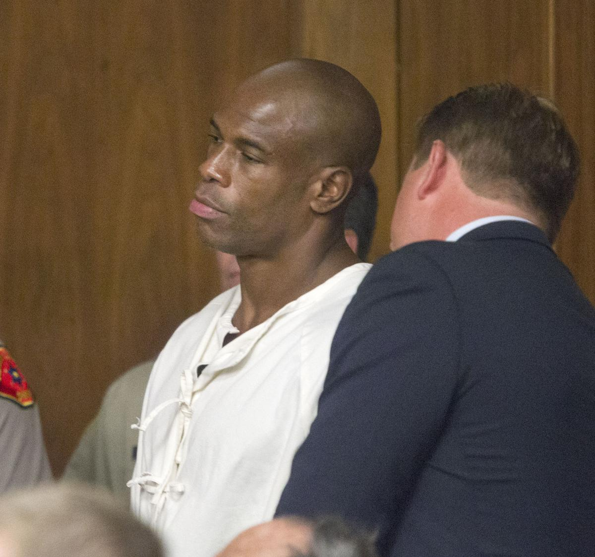 Lawrence Phillips Murder Arraignment