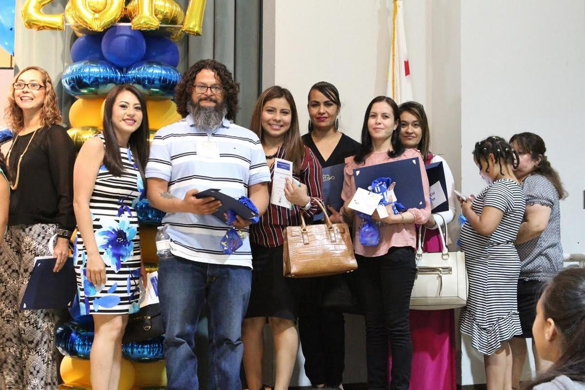These aren't your typical grads. BCSD graduates almost 300 from Parent University