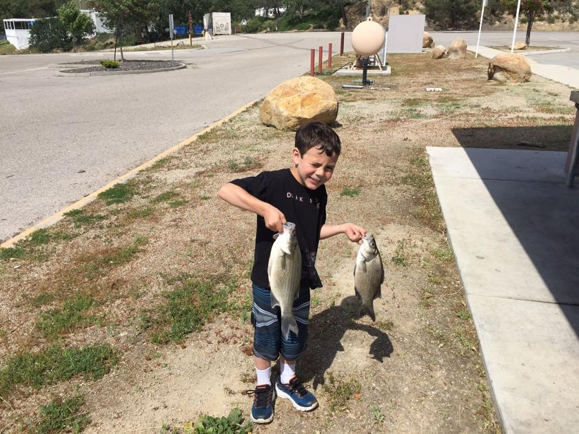 Fishing report for april 20 sports for Bakersfield fishing report