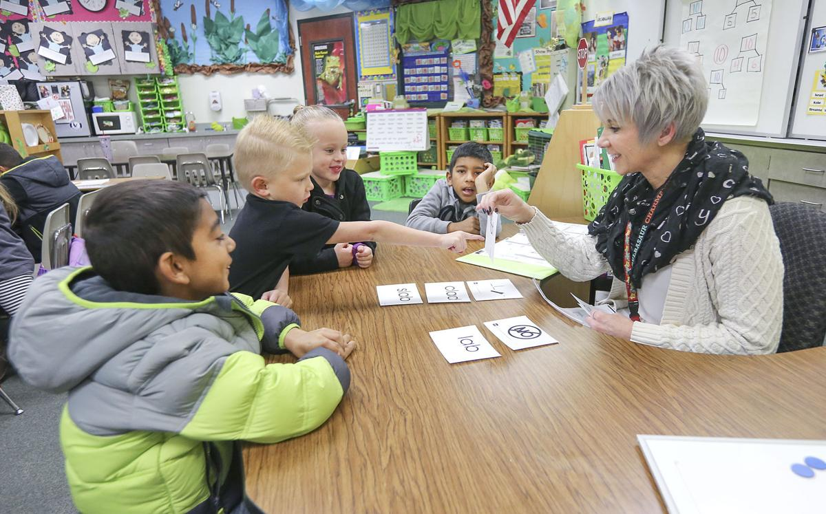 FEATURED TEACHER: Lisa Barton has 'heart and soul' for kids
