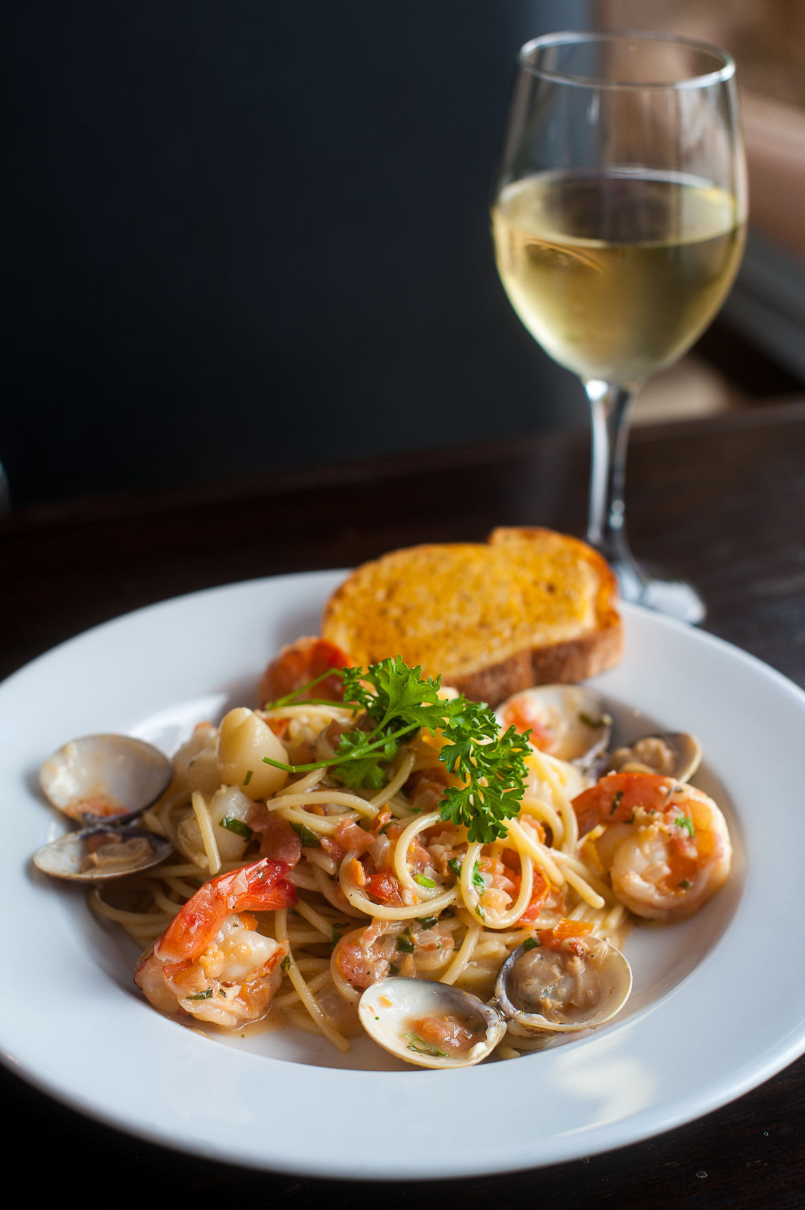 Slice of Italy Seafood Capellini