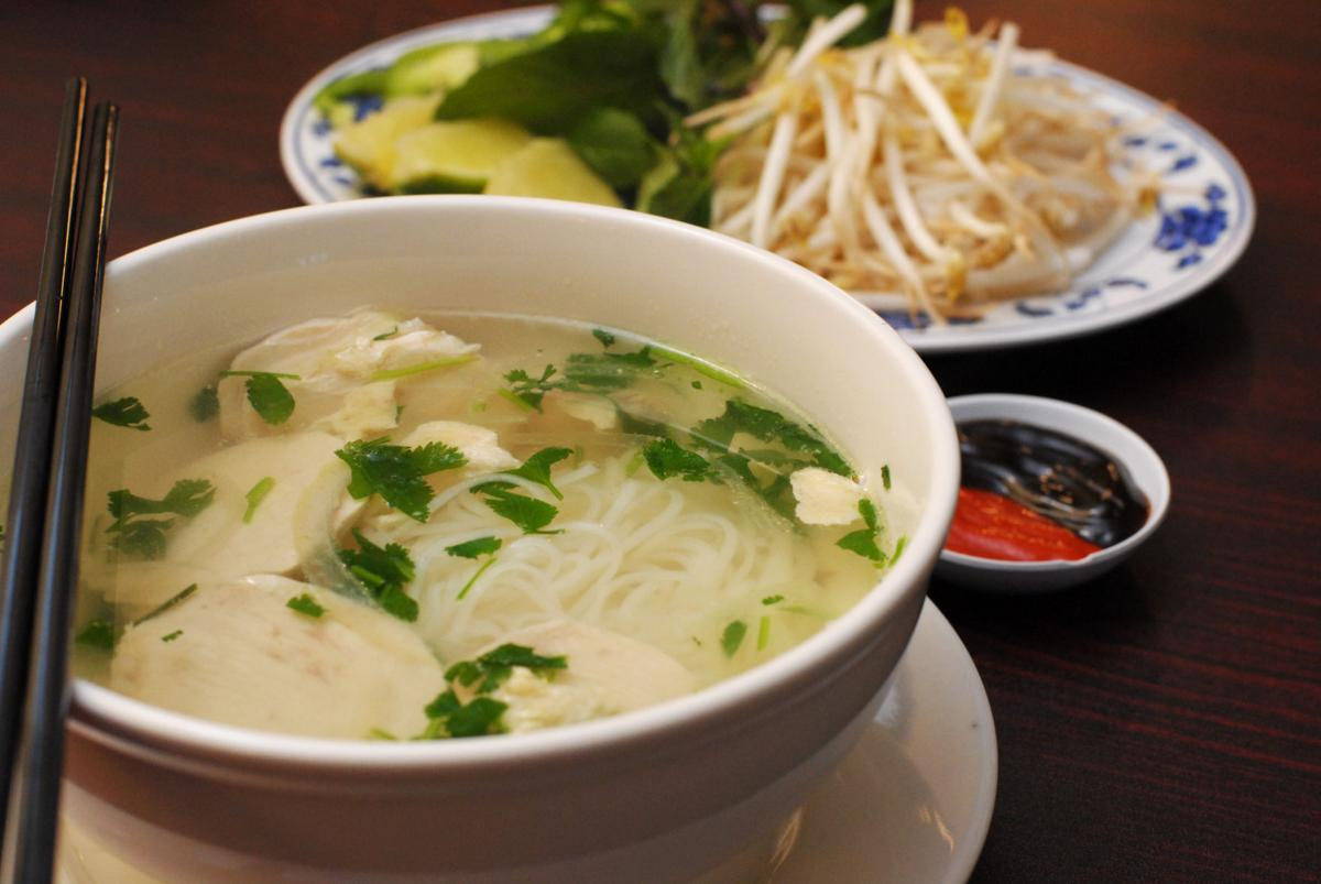 Pho Vy Restaurant Chicken Noodle Pho