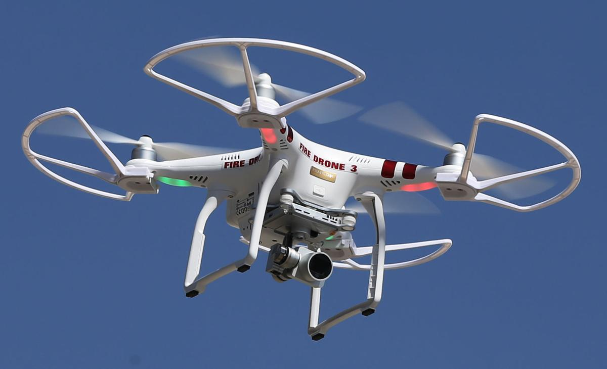 LOIS HENRY: Bakersfield Fire Department to use aerial drones in fight against illegal fireworks this July 4th