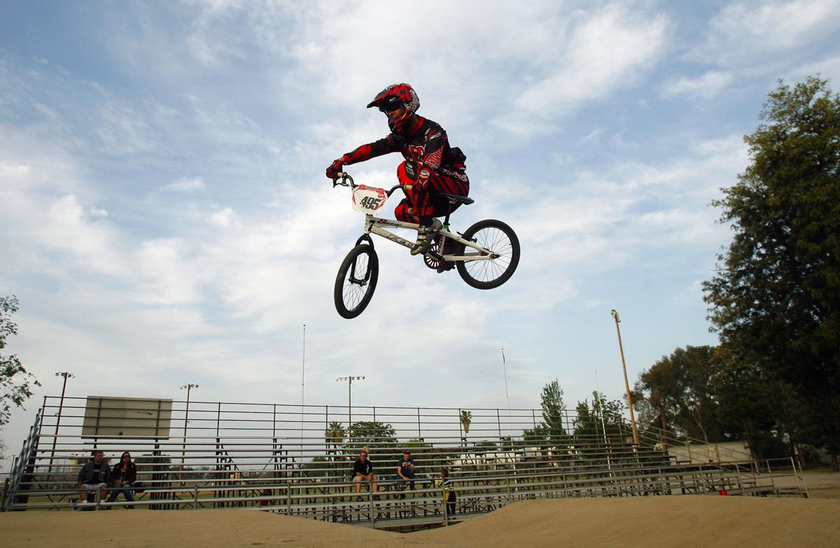Bmx freestylers yearn for place of their own news for Metro motors bakersfield ca