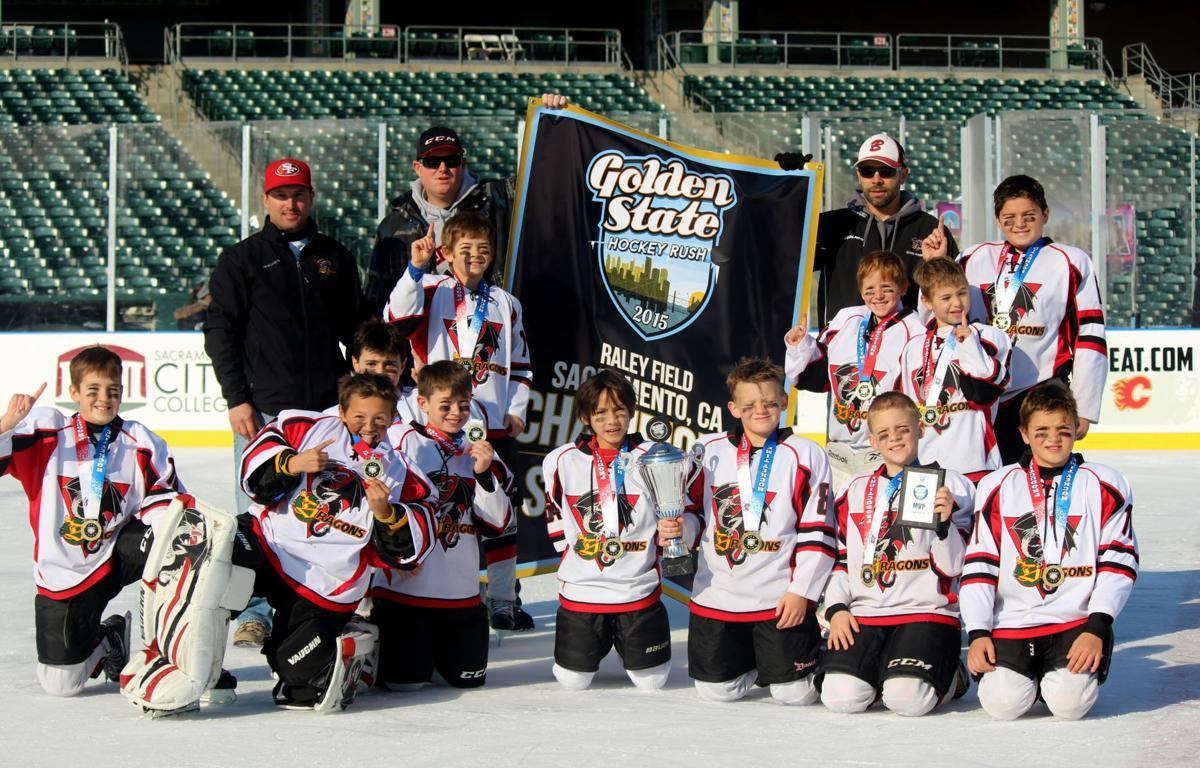 Local hockey team wins tournaments sports for Golden state motors bakersfield