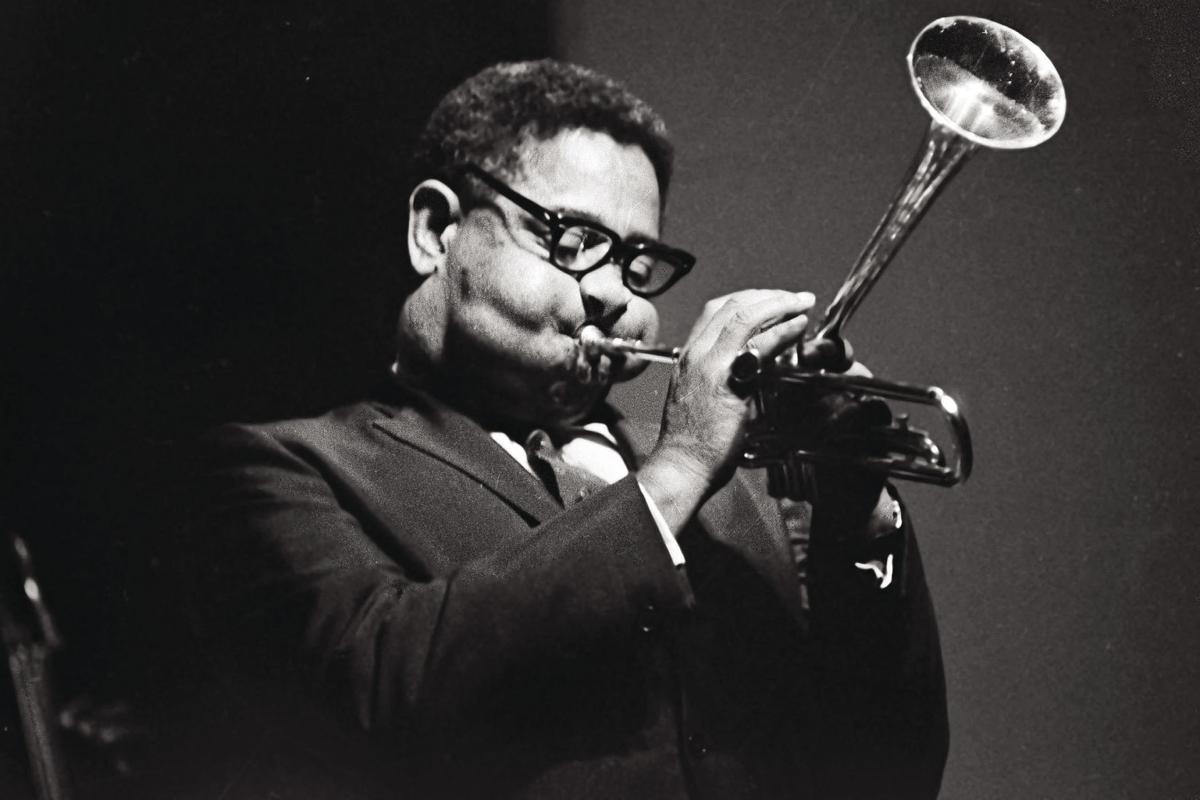 Newport Jazz Dizzy Gillespie 1967