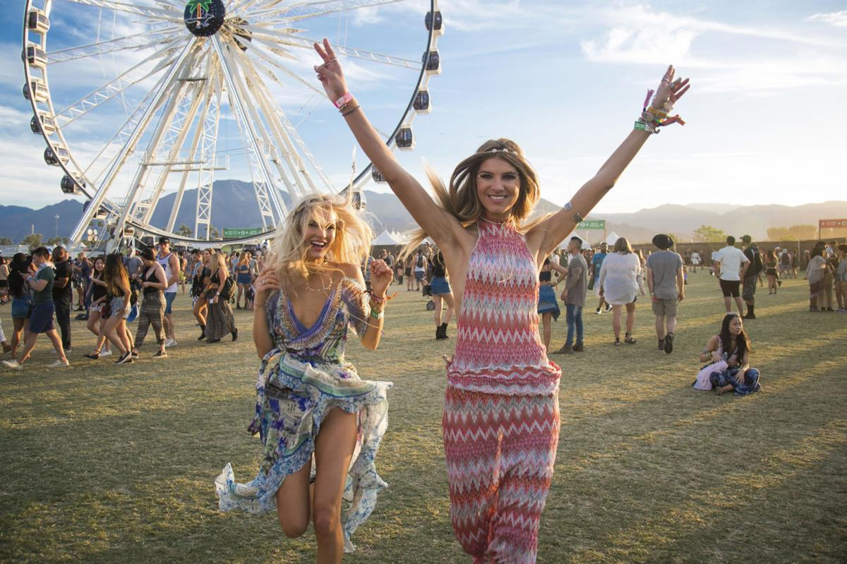 2017 Coachella Music And Arts Festival - Weekend 1 - Day 3
