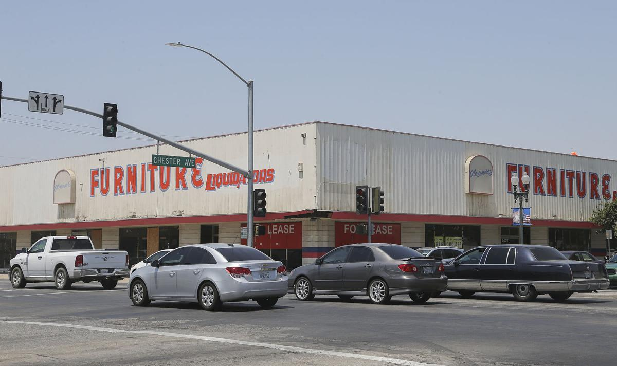 Ask tbc what 39 s the future of this building at 24th and for A furniture outlet bakersfield ca