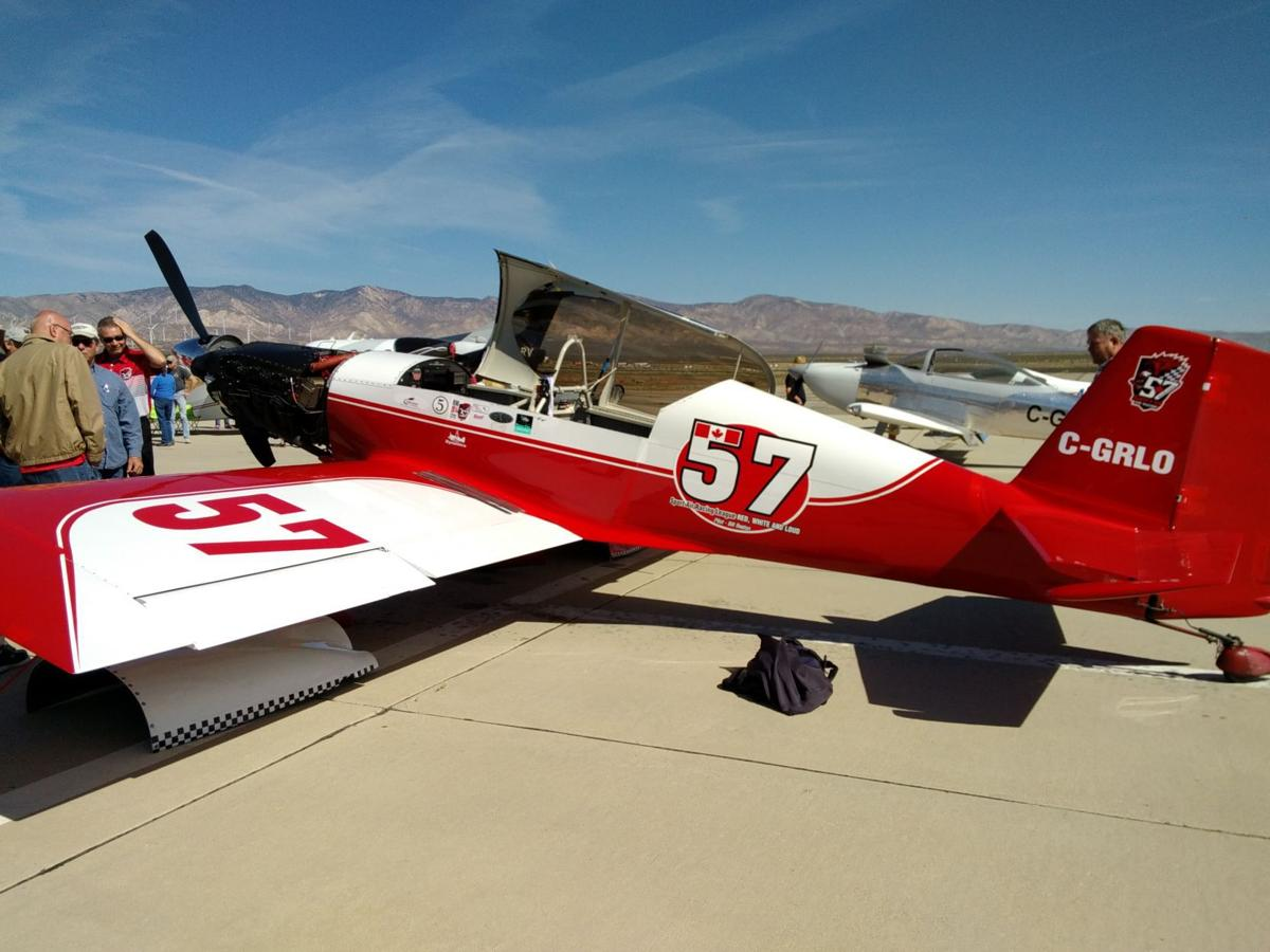 Experimental Airplane Fly-in at Mojave Air and Space Port