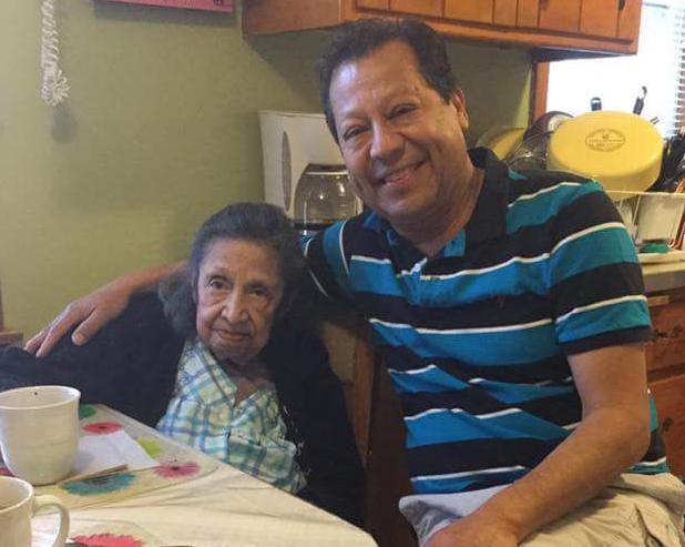 Josephina and Jose Gaspar