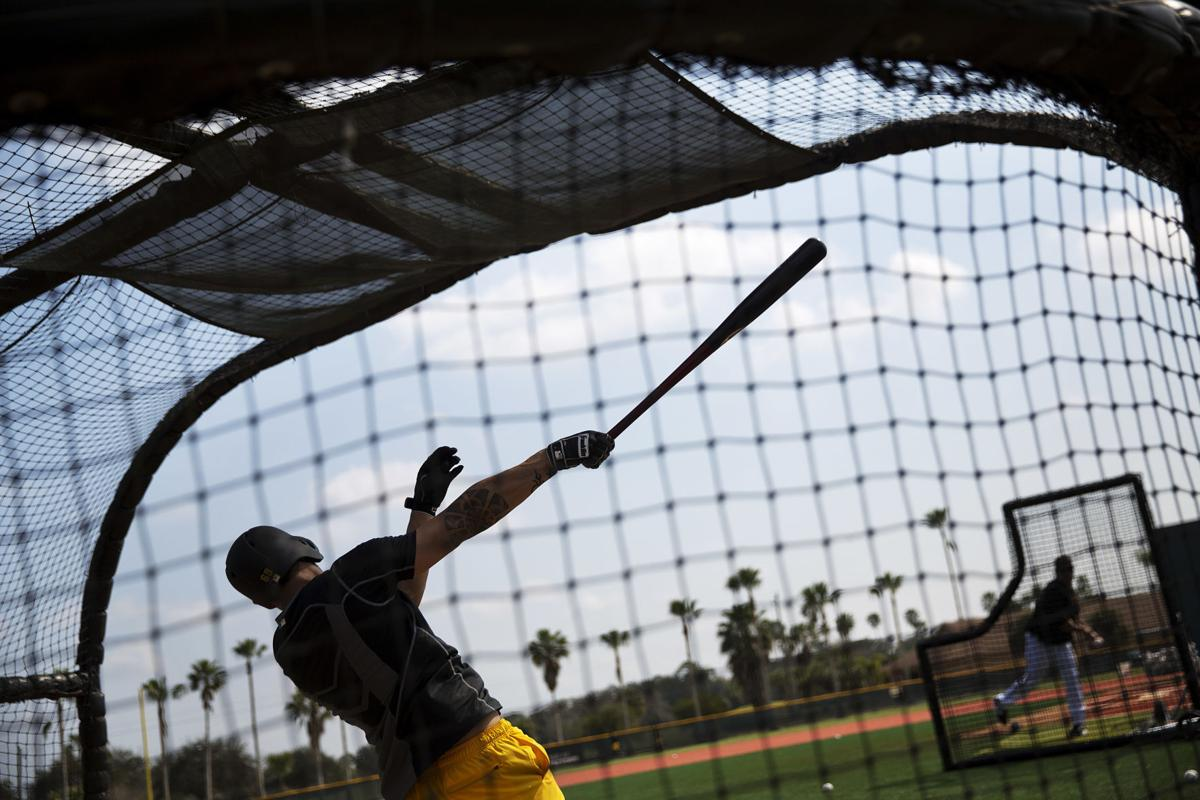 High hopes as always in first spring training workouts ...