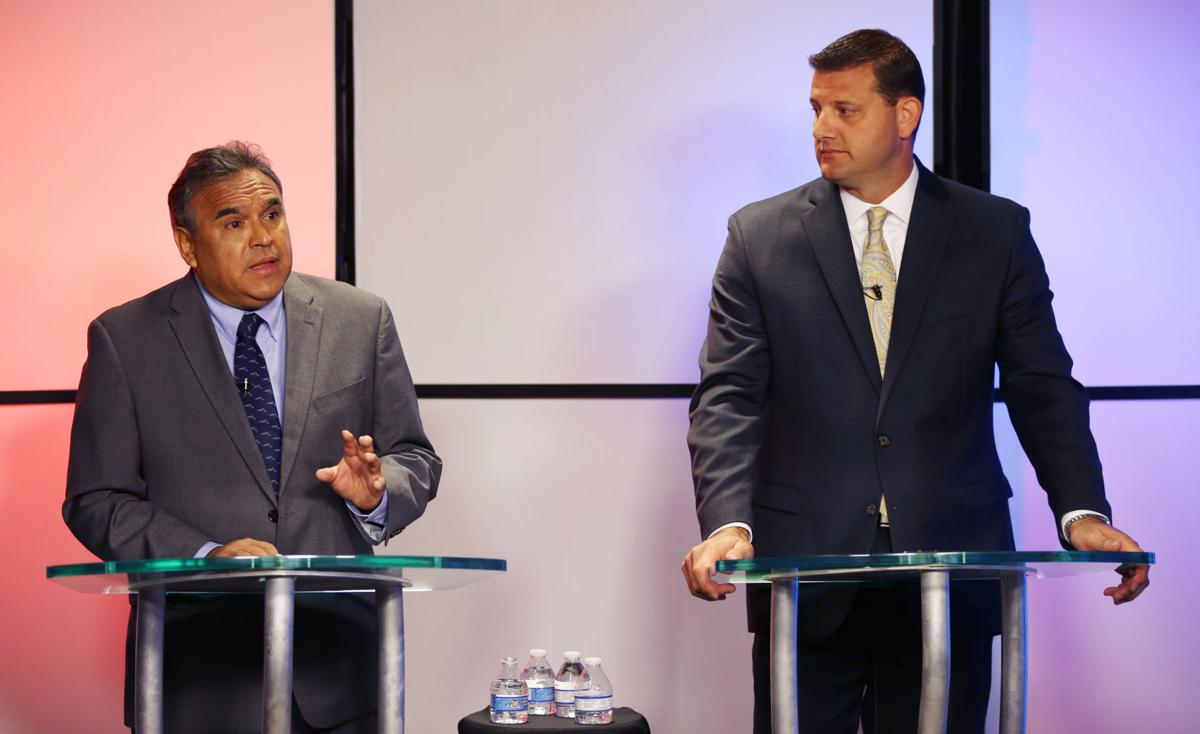 ebate Valadao and Huerta
