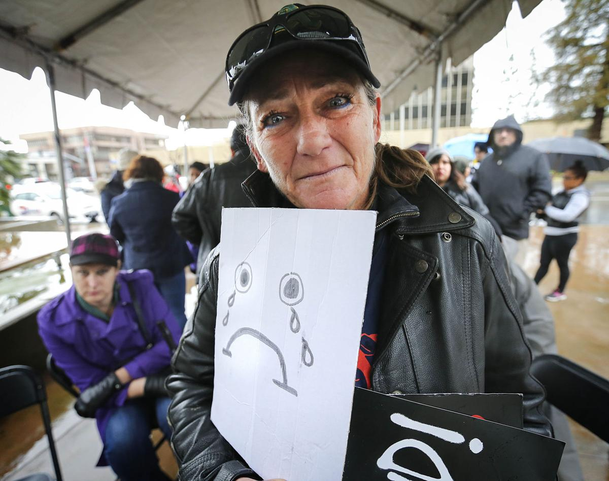 Concern, solidarity expressed at local inauguration rally