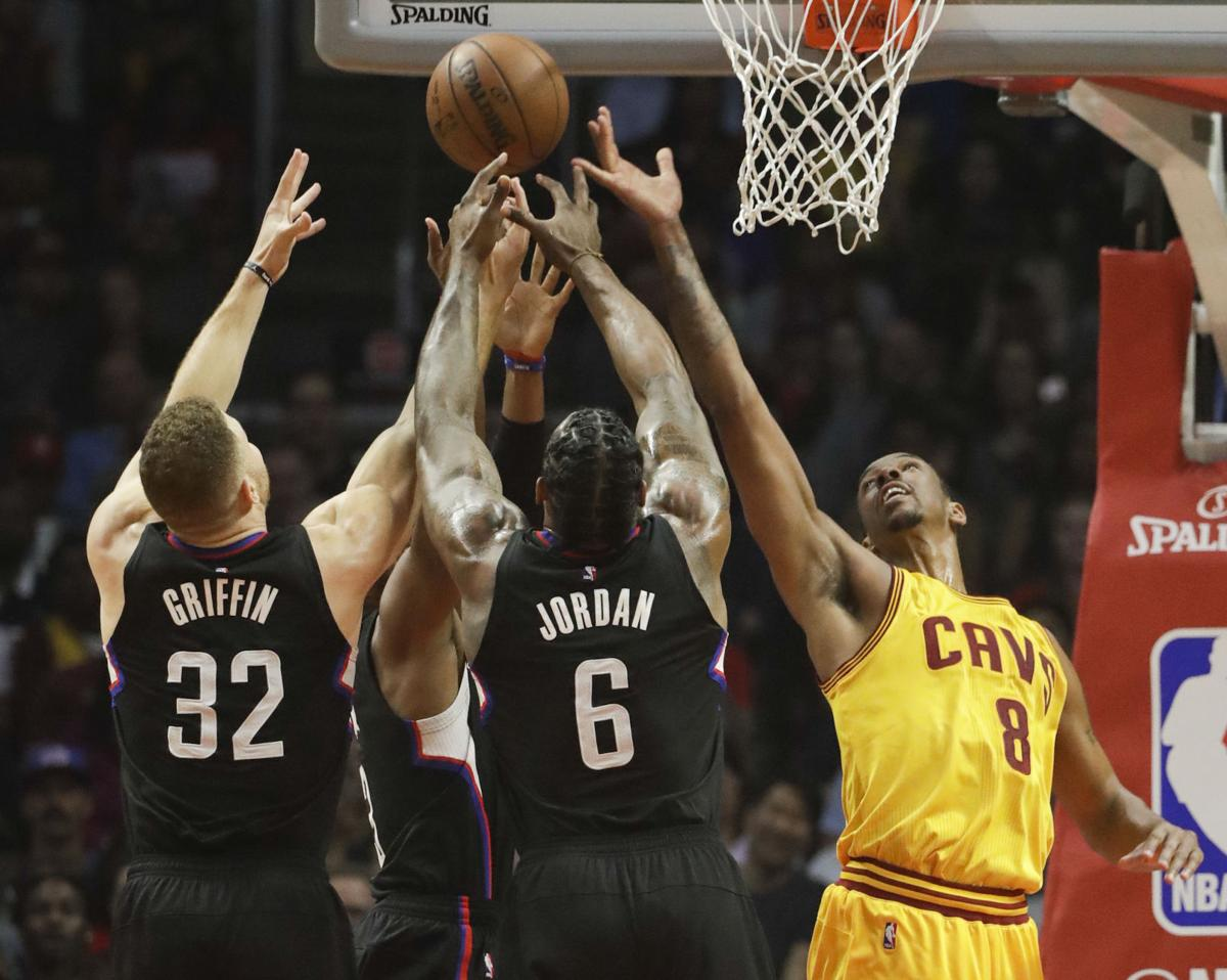 Cavaliers Clippers Basketball