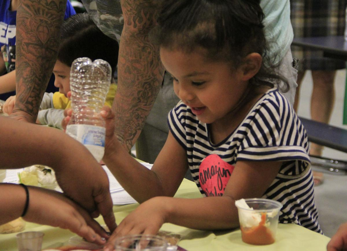 Math, reading and healthy habits key ingredients of cooking classes