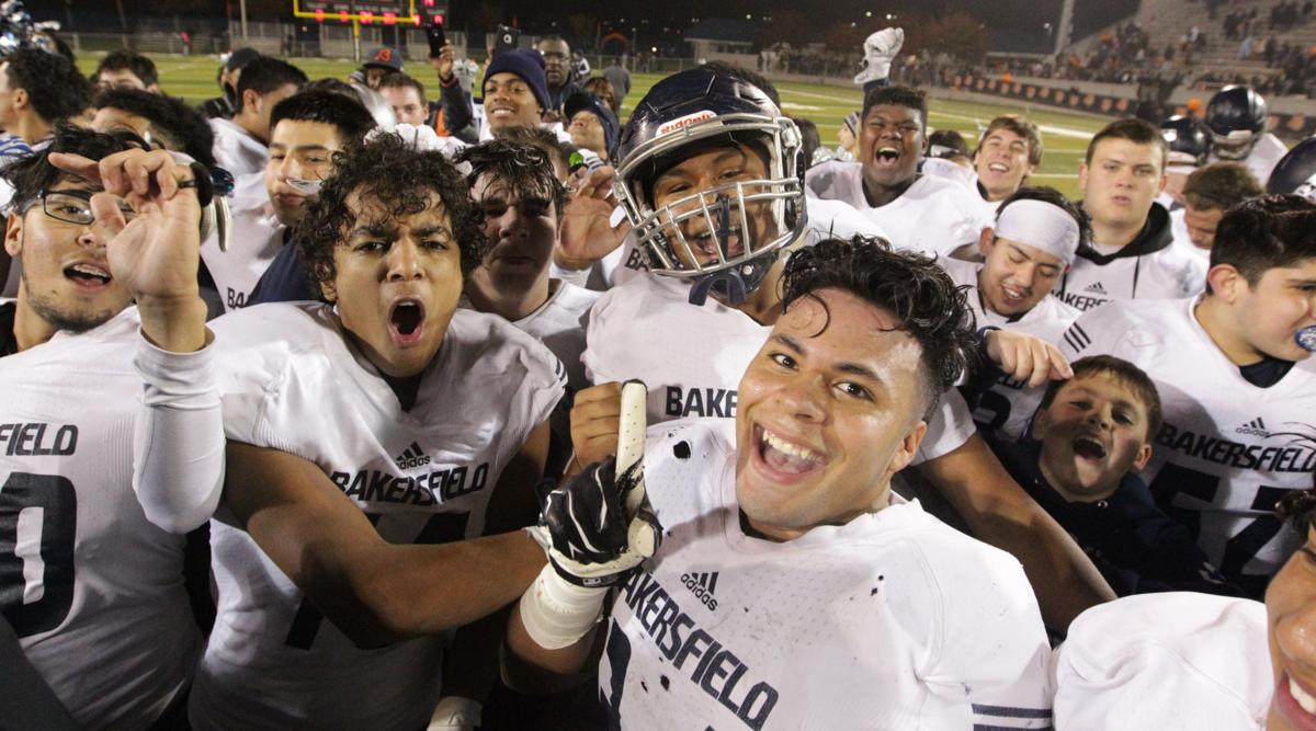 Drillers capture 37th section football title