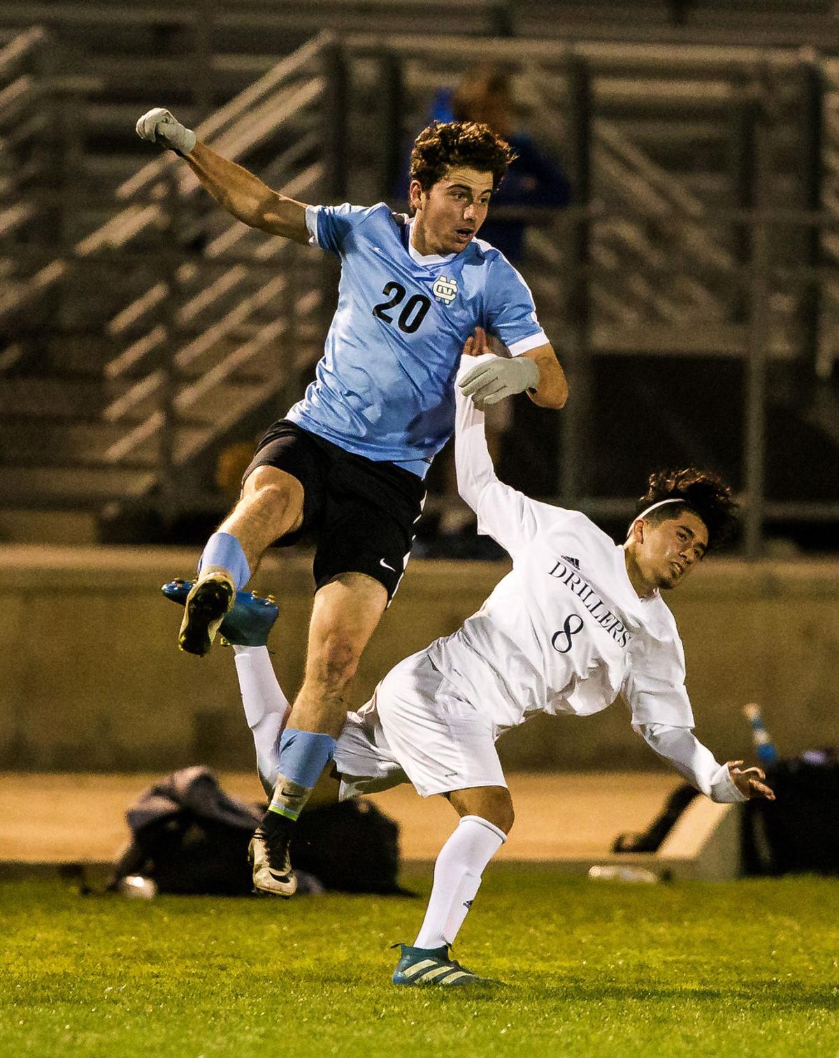 PHOTO GALLERY: BHS Soccer Vs. Clovis North