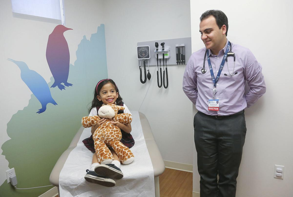 Pop-up valley fever clinic offers specialty care to kids