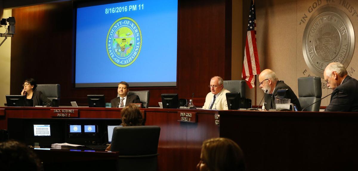 Supervisors limit citizens' power to alter agenda