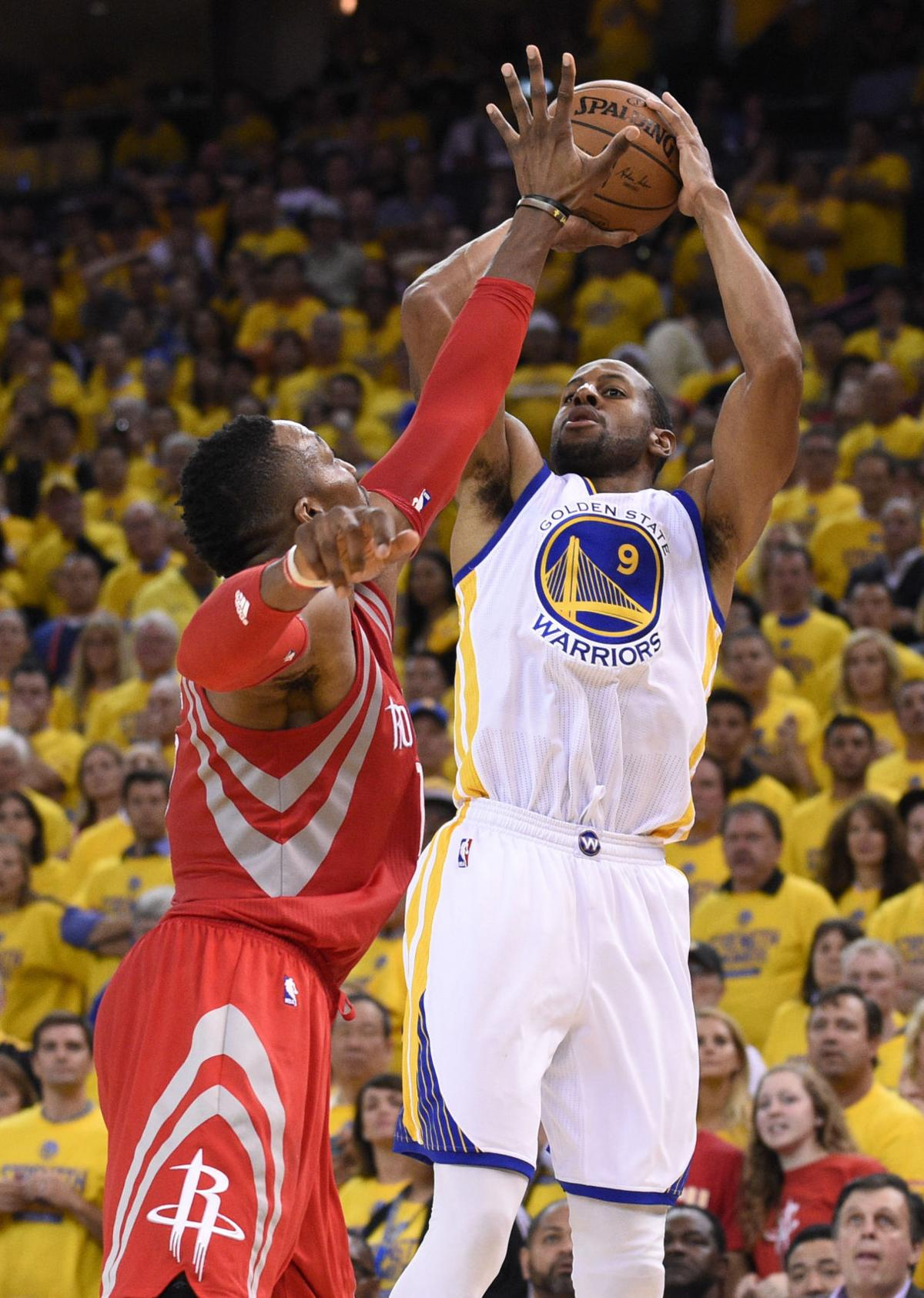 Warriors top rockets advance to finals for first time in for Golden state motors bakersfield