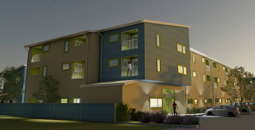 Apartments For Homeless Veterans A First News