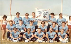 <p>The Ringers, a local softball team that went from dominating a Graver Park league to competing in national tournaments in the 1980s, were inducted into the Chicagoland 16-inch Softball Hall of Fame, an honor that was celebrated March 28 at Drury Lane Oak Brook.</p>