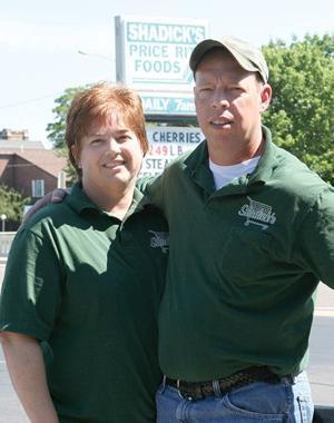 Pat And Sandy Shadick Chosen 2011 Bloomer Parade Marshals