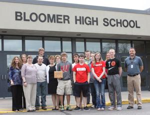 Bloomer Students Get Jump On College Education